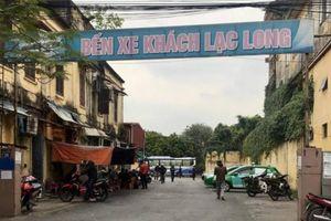 Chuyển tuyến cố định bến xe Lạc Long về Thượng Lý: Sẵn sàng trước giờ 'G'