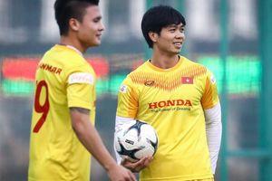 Quang Hải, Công Phượng sẽ ra sân khi tuyển Việt Nam tái đấu U22
