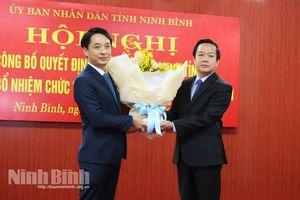 Bổ nhiệm nhân sự, lãnh đạo mới Điện Biên, Thái Bình, Ninh Bình