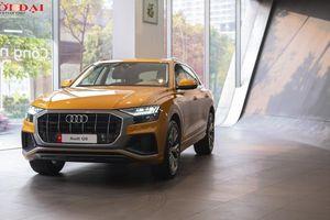 Audi Q8 sẽ giao tới tay khách hàng Việt ngay trước Tết Tân Sửu