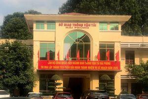 Sở GTVT Hải Phòng nói gì về việc điều chuyển các tuyến vận tải cố định tại bến xe Lạc Long?