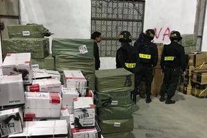 Khởi tố 10 đối tượng trong đường dây buôn lậu ở Quảng Ninh