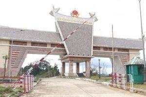 Cửa khẩu chính Nam Giang (Quảng Nam) 'lên đời' cửa khẩu quốc tế