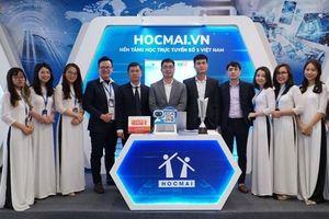 Nền tảng Hocmai.vn giành giải Ba ở Giải thưởng Sản phẩm công nghệ số Việt Nam