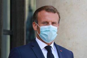 Tổng thống Macron hết triệu chứng COVID-19 sau 7 ngày