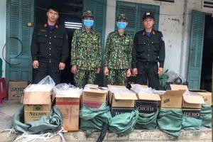 An Giang: Bắt giữ 2 vụ buôn lậu