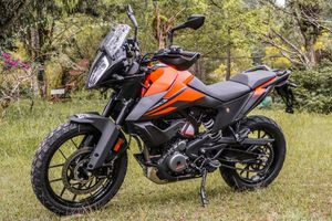 KTM 390 Adventure 2021 được ra mắt tại Malaysia