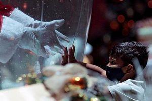 Thế giới đón mùa Giáng sinh khác lạ giữa đại dịch Covid-19