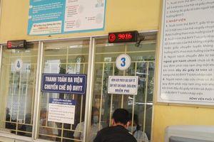 Thông tuyến KCB BHYT tuyến tỉnh: Người dân hưởng lợi, bệnh viện 'gồng mình'