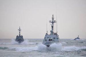 Ukraine quyết lột xác hải quân, mua bốn tàu chiến để 'dọa' Nga