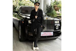 NTK Đỗ Mạnh Cường tự tặng mình Rolls-Royce Phantom chục tỷ