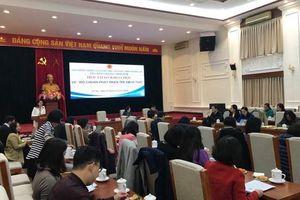 Xây dựng bộ chuẩn phát triển trẻ em 5 tuổi phù hợp với Việt Nam