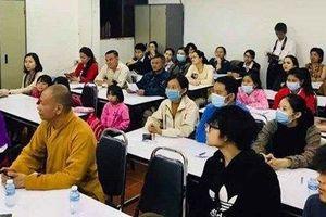 Lớp ngoại ngữ miễn phí cho người Việt tại Lào