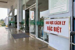 Covid-19 ở Việt Nam chiều 25/12: 6 ca mắc mới nhập cảnh từ Anh, Qatar và Đức; Tổng cộng 1.439 bệnh nhân