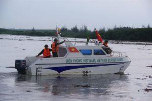 Tổ chức tìm kiếm thuyền viên mất tích trên biển