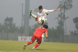 Đánh bại Hà Nội, Viettel hẹn PVF ở chung kết U15 quốc gia