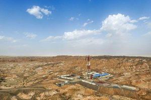 Tập đoàn Dầu khí Quốc gia Trung Quốc công bố sản lượng vượt quá 30 triệu tấn tại bể dầu khí tiềm năng