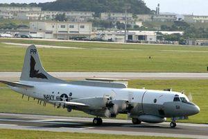 Máy bay do thám Mỹ lượn sát Triều Tiên