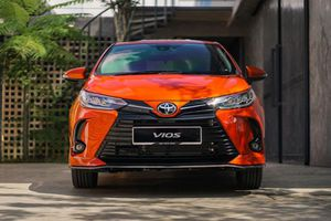 Chi tiết Toyota Vios 2021 vừa ra mắt