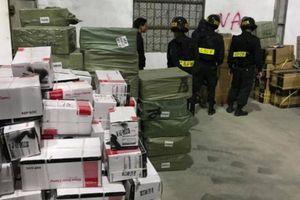 Buôn lậu cực lớn ở cửa khẩu Bắc Phong Sinh:Xử lý cán bộ liên quan thế nào?