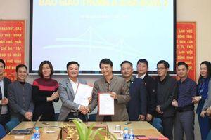 PMU 2 hợp tác toàn diện với Báo Giao thông
