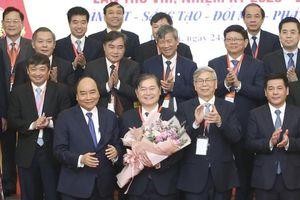 Liên hiệp các Hội Khoa học và Kỹ thuật Việt Nam có tân Chủ tịch Phan Xuân Dũng