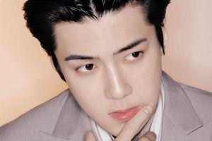 EXO Sehun tiết lộ cách tiếp cận các vấn đề với tư cách là một nghệ sĩ và về phong cách của riêng mình