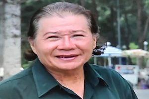 Nghệ sĩ cải lương hài Hề Sa qua đời vì bạo bệnh