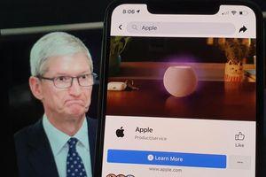 Thực hư thông tin Facebook gỡ tick xanh trên fanpage có hơn 13 triệu theo dõi của Apple