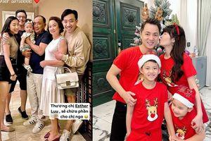 Sao Việt làm gì trong dịp lễ Noel 2020?