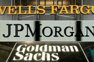 Hàng loạt ngân hàng lớn của Mỹ chịu mức phạt gần 200 tỷ USD trong 20 năm