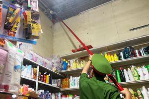 Chợ, siêu thị cảnh giác nguy cơ cháy nổ dịp Tết
