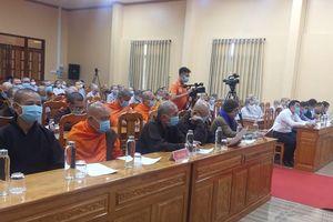 Bạc Liêu: Ban Trị sự tỉnh tổng kết hoạt động Phật sự