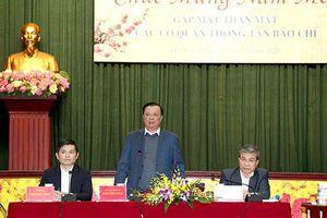 Bộ trưởng Đinh Tiến Dũng: 'Một năm đầy chông gai nhưng rất đáng tự hào'