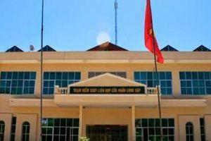 Cửa khẩu chính Lóng Sập (Sơn La) 'lên đời' cửa khẩu quốc tế