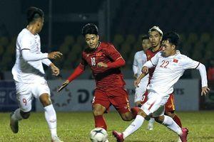 Đội tuyển Việt Nam sẽ đá thật với đàn em U-22
