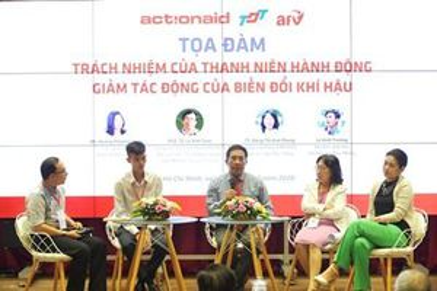 'Cùng bước vì tương lai' thu hút sự tham gia của đông đảo thanh niên