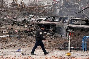 Phát hiện dấu vết nghi là thi thể người gần hiện trường vụ nổ ở Mỹ