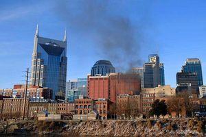 Mỹ: Nashville áp lệnh giới nghiêm sau vụ nổ lớn làm rung chuyển trung tâm thành phố