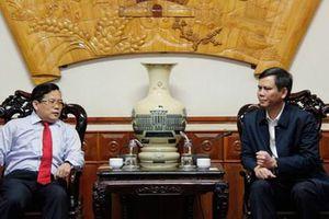 Báo Người Lao Động và tỉnh Quảng Bình mở rộng hợp tác