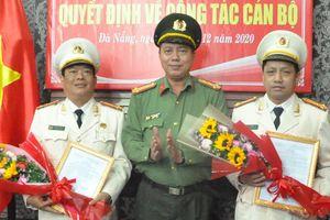 CATP Đà Nẵng điều động cán bộ lãnh đạo cấp phòng