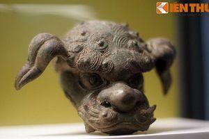 Giải mã hình tượng nghê thần bí trên cổ vật Việt Nam