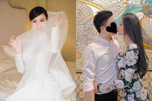 Hot girl Vũ Ngọc Châm 'bỏ cuộc chơi', lộ danh tính chồng tương lai