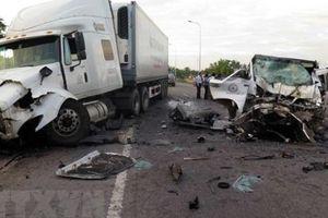 Hơn 6.000 người tử vong vì tai nạn giao thông trong năm 2020