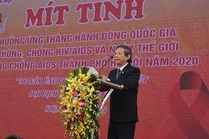 Năm 2030 chấm dứt đại dịch AIDS tại Việt Nam?