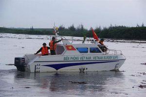Ngư dân rơi xuống biển mất tích khi đang đánh cá