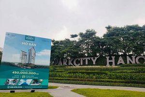 Căn hộ hàng chục tỷ đồng ở Khu đô thị ParkCity Hà Nội bị đục cắt vô tội vạ