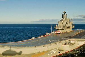 Đô đốc Kuznetsov 'nắn gân' thất bại ở Syria: Nga có cũng như không?