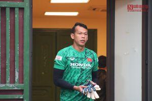 ĐTQG 'luyện công' trước trận đấu lượt về với U22 Việt Nam