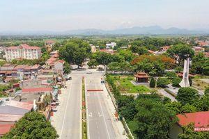 Quy hoạch vùng huyện Thọ Xuân - tạo đà cho phát triển